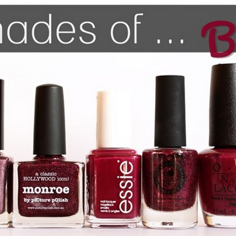 [Blogparade] 7 Shades of … Beere