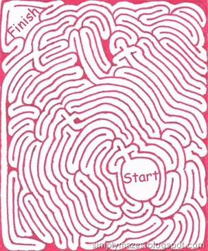Maze #27: Crossroads