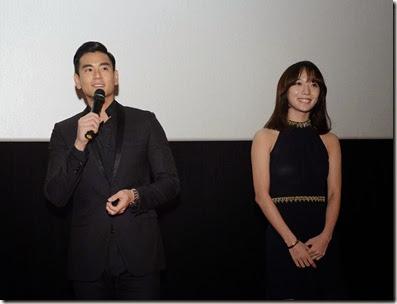 2014.11.26 Eddie Peng during Rise of the Legend - 彭于晏 黃飛鴻之英雄有夢 台北 05