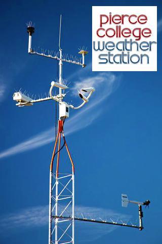 Pierce College Weather Station