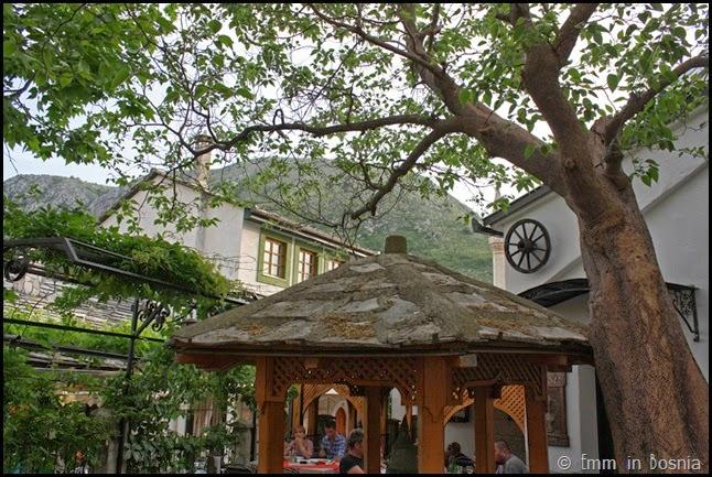 Sadrvan Restaurant Mostar