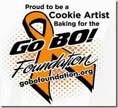 Go Bo Logo - Cookie Artist