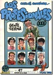 P00003 - Carlos Gimenez - Los Profesionales #3