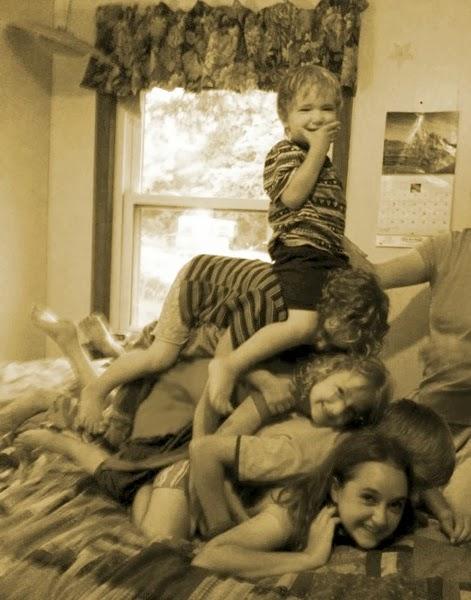 Kiddie pile