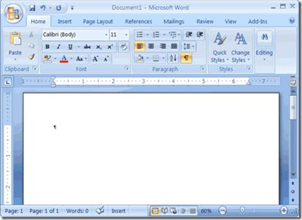 วิธีแก้ปัญหา Word 2007 ปริ้น Detail Page และไม่ยอมปริ้น Text Box