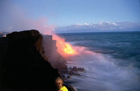 Hawaii Volcanoes National Park, Big Island, Hawaii