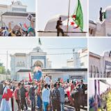 Drapeau algérien arraché au consulat de Casablanca, Simulacre de procès au Maroc