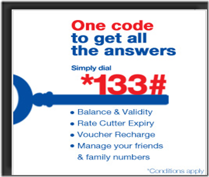 Check Rate Cutter Validity in Aircel