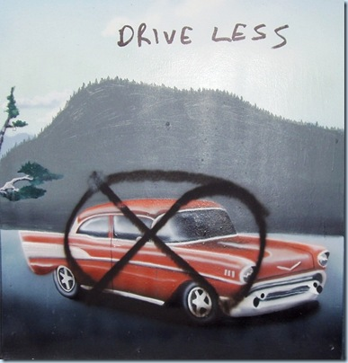 Drive Less Canada 2004 crop