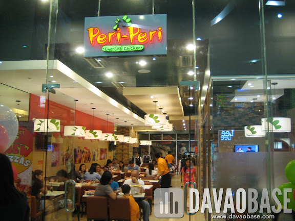 Peri-Peri Charcoal Chicken, Ground Floor, The Annex at SM City Davao