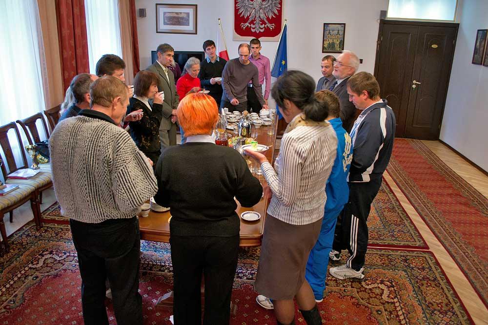 Харьковские кроссмены в польском Консульстве - 43