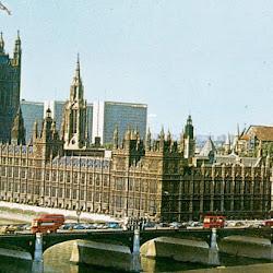 19.- Charles Barry, Parlamento de Londres