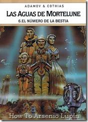 P00006 - Las Aguas De Mortelune  - El N mero De La Bestia #6