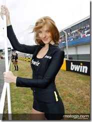 Paddock Girls Gran Premio bwin de Espana  29 April  2012 Jerez  Spain (17)