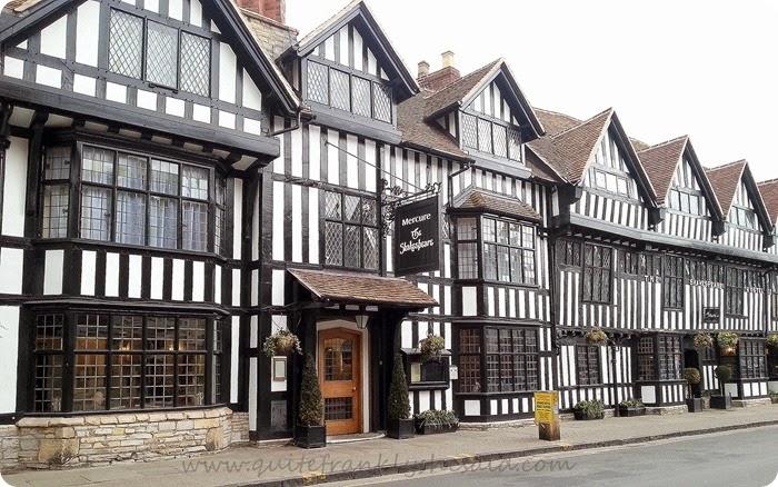 Mercure Stratford Shakespeare Hotel