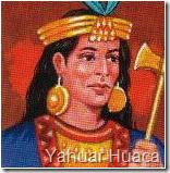 Yahuar Huaca