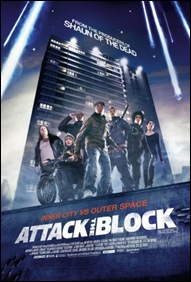 Attack The Block - poster