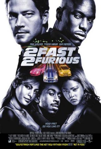 H�zl� ve �fkeli 2 | 2 Fast 2 Furious | 2003 | 1080p | BluRay | x264 | DUAL