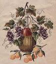 ...www.image2you.ru/32158/784538... натюрморты. вышивка крестом.схемы вышивки крестом. вышивка в подарок...
