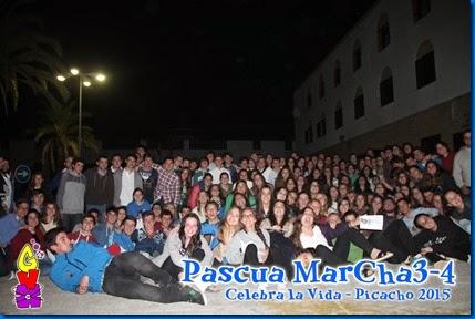 Todos MarCha3-4 Picacho 2015