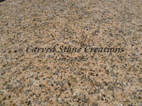 Giallo Fantasia D Granite Sample