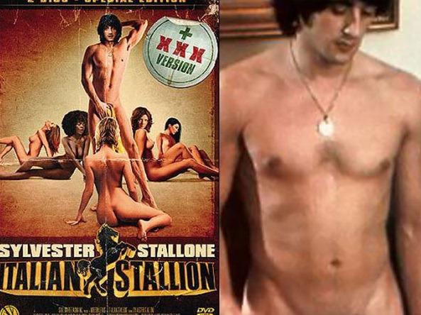 Can read sylvester stallone em filme porno curious