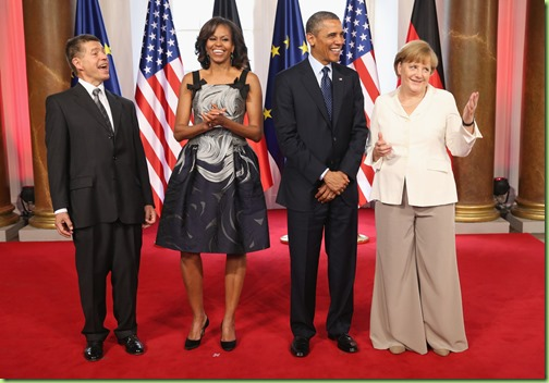 Michelle Obama Guests Arrive Charlottenburg M-G57bCryt1x