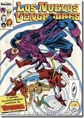 P00019 - Los Nuevos Vengadores #19