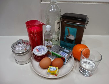 Ingredientes Roscon de Reyes