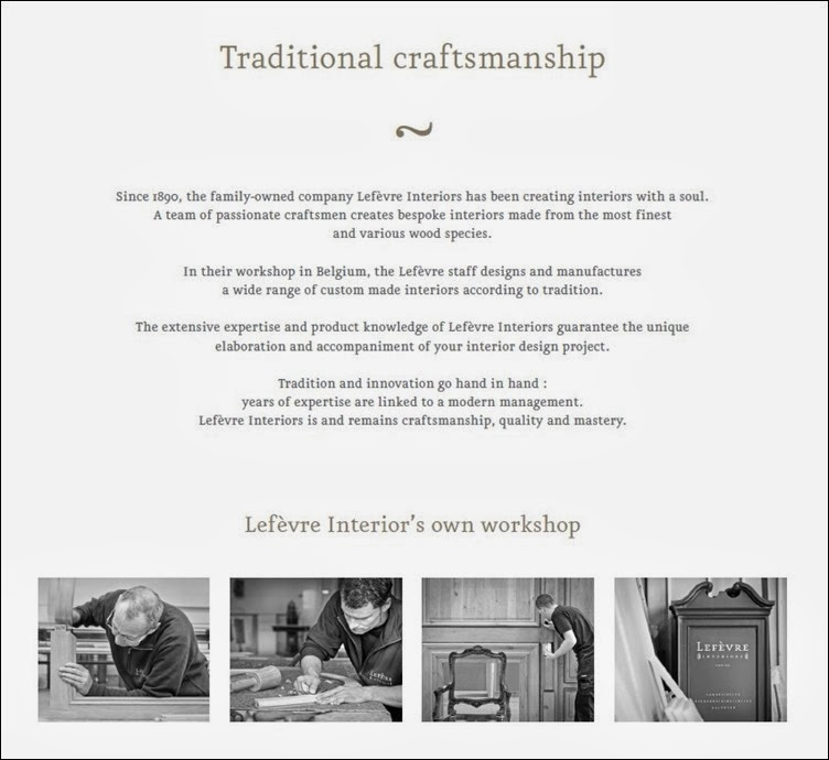 Lefèvre Interiors workshop