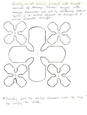 Sketched Design 1