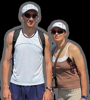 Валерий и Наталья Поливанные