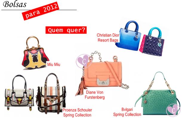 Bolsas para 2012 1 2 3