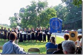 Warren Co. High School & Massive Resistance Marker Dedication Ceremony