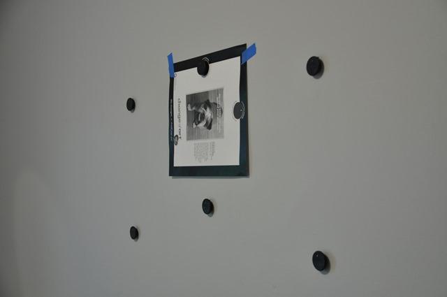 Gallery Wall Change of Art