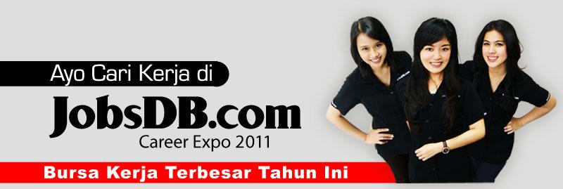 Bursa Kerja JobsDB.com Career Expo 2011 (Jakarta & Surabaya)