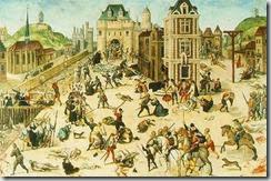 Saint Barthélemy 1572