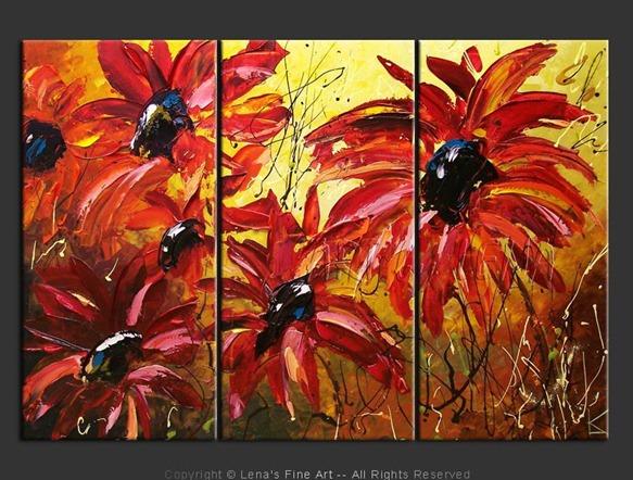 цветы-цветы-Лена Карпинского