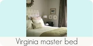 virginia master bed