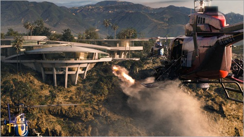 """Marvel's Iron Man 3""<br /><br />Ph: Film Frame<br /><br />© 2012 MVLFFLLC.  TM & © 2012 Marvel.  All Rights Reserved."