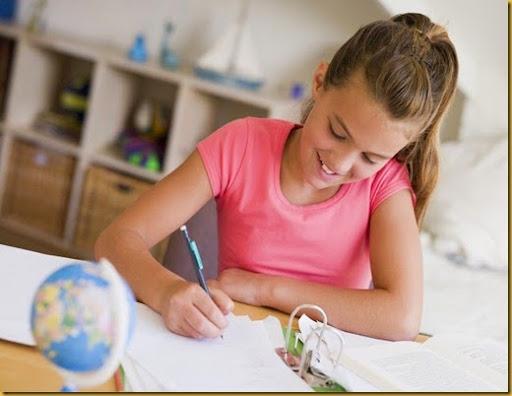 Where Should My Child Do Homework? | Diana Grycan