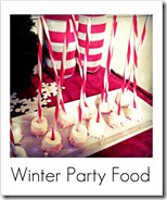 winter party food