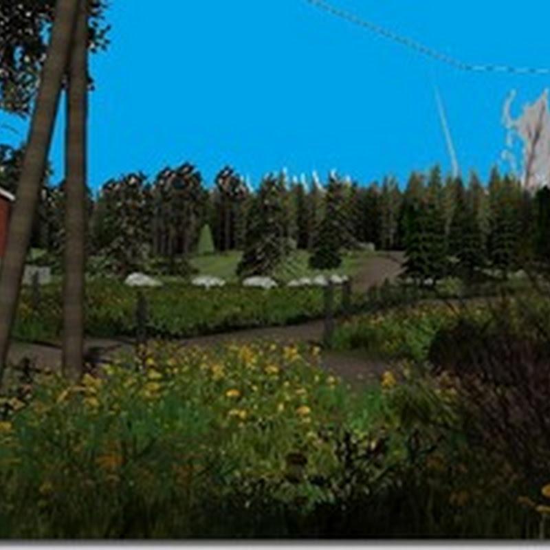 Farming simulator 2011 - Lieto Reborn Edit of Moottoriten Varrella (mappa)