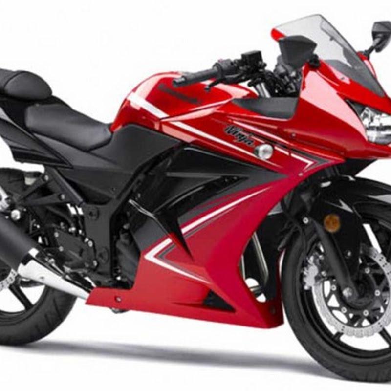Gambar Dan Video Kawasaki Ninja 250 New