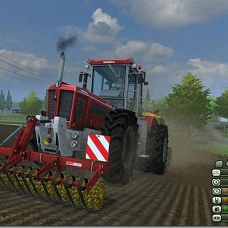 Farming simulator 2013 - Schluter 2500 VL V 3.0 Final Version