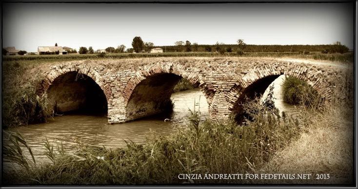 Cinzia Andreatti for FEdetails.net, ponte Tre Occhi, Ro,Ferraa,Emilia Romagna,Italy