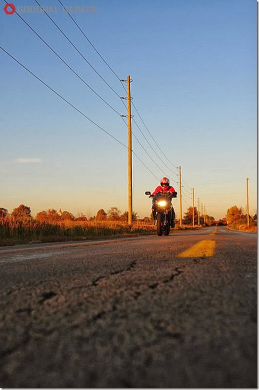 Man And Machine, Open Road