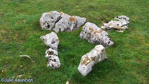 Dolmen de Legaire Norte - Andoin