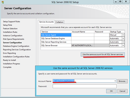 SQL-SERVER-CONFIG