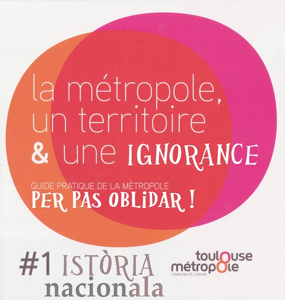 Istòria Metrpòla per Tolosa